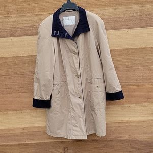 TOWNE FROM LONDON FOG TRENCH COAT